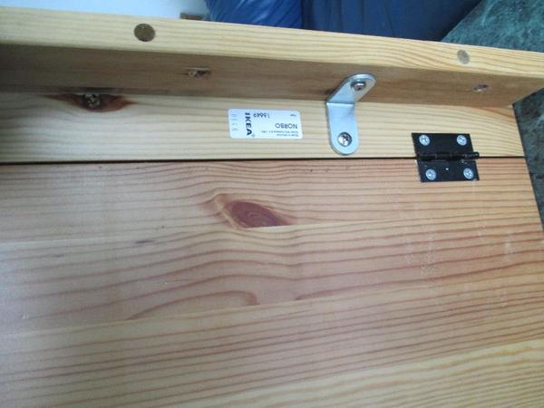 Wandtisch tisch klappbar in m nchen speisezimmer for Esstisch klappbar speisezimmer