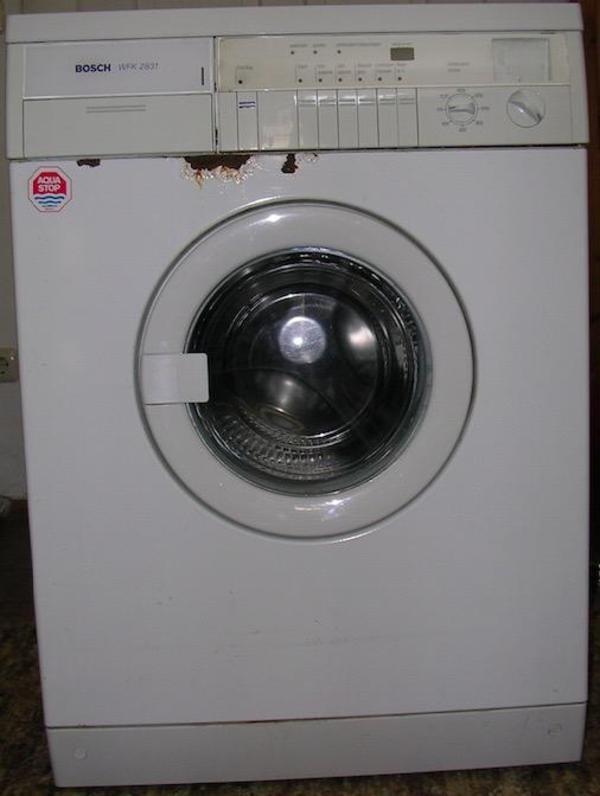 waschmaschine bosch wfk 2831 in freising waschmaschinen kaufen und verkaufen ber private. Black Bedroom Furniture Sets. Home Design Ideas