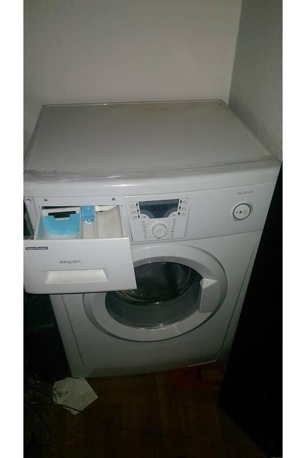 waschmaschine exquisit wa 6010 a neuwertig in meerbusch waschmaschinen kaufen und verkaufen. Black Bedroom Furniture Sets. Home Design Ideas