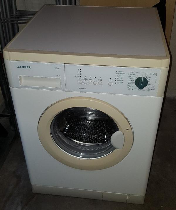zanker waschmaschine kaufen gebraucht und g nstig. Black Bedroom Furniture Sets. Home Design Ideas