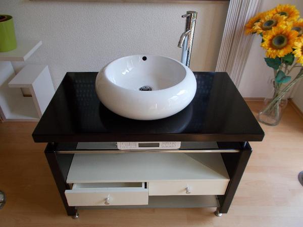 Waschbecken schale mit unterschrank  Waschbecken Unterschrank Tchibo ~ speyeder.net = Verschiedene ...