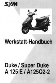 Werkstatthandbuch für Super
