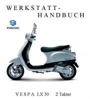 Werkstatthandbuch für Vespa