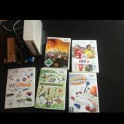 Wii +6 Spiele