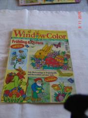 Window Color Frühling &