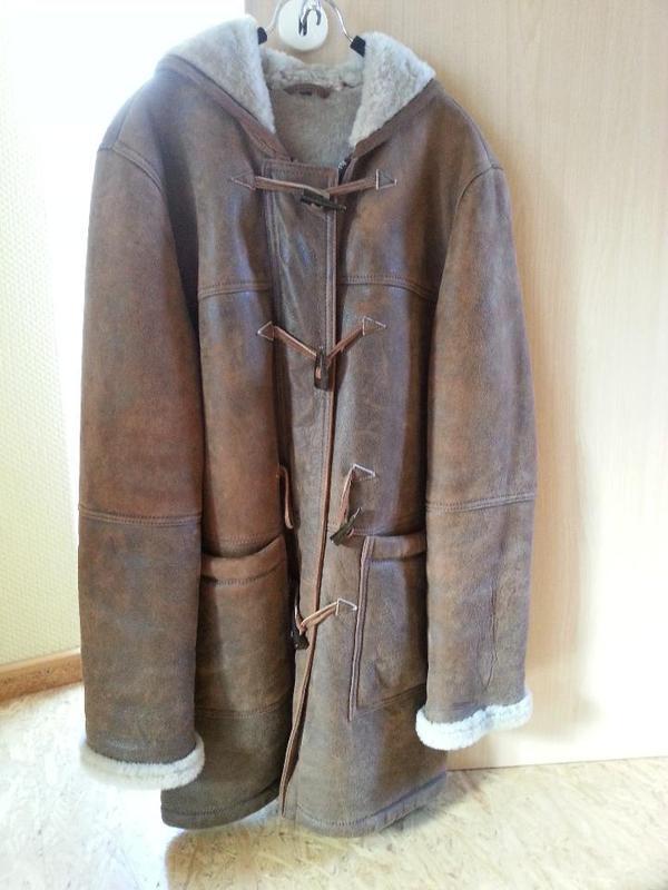 Wintermantel echt Leder » Leder-/Pelzbekleidung, Damen und ...
