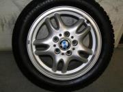 Winterräder Alu BMW