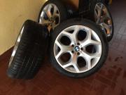 Winterräder BMW X6/