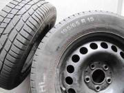 Gebraucht, Winterreifen Winter Reifen Räder Kompletträder Mercedes original 195/65 R15 91T A B Klasse gebraucht kaufen  Knittelsheim