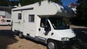 Wohnmobil Chausson Welcome