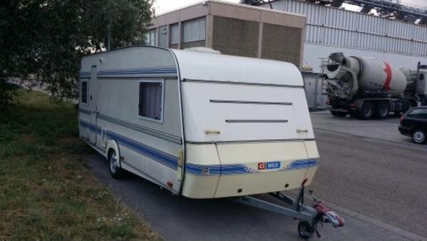 Wohnwagen zu Vermieten » Wohnwagen