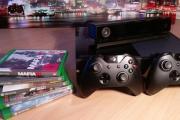 Xbox One + Kamera +