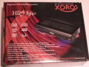 XORO HRS8540 digitaler