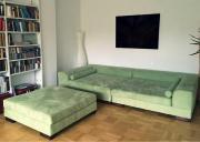 xxl grün sofa