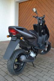 yamaha motorroller in m nchen yamaha roller gebraucht kaufen. Black Bedroom Furniture Sets. Home Design Ideas