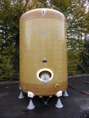 Zisterne / Regenwasserbehälter / Weintank /