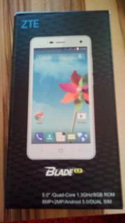 ZTE Handy Nur