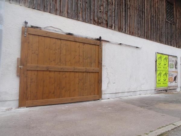 zu vermieten garage r ume 75qm in emmering garagen. Black Bedroom Furniture Sets. Home Design Ideas