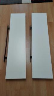 Zwei Ikea Wandregale