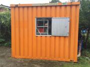 10 ``Bürocontainer, Wohncontainer,