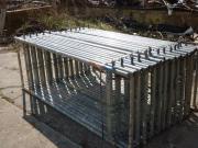 118 m² Gerüst Plettac Gebrauchtes