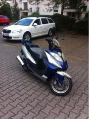 125 YIYING Motorrad