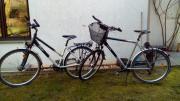 2 Fahrräder Decathlon
