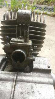 2 gang motor