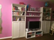2 IKEA Bücherschränke +