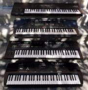 2 Keyboards: ROLAND