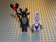 2 Minifiguren Lord
