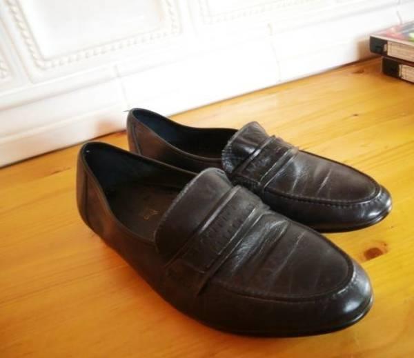 2 x Herrenschuhe italienische Schuhe