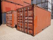 20 Dry Van Schiffscontainer Magazincontainer