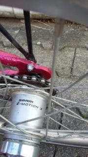 20' Puky Fahrrad