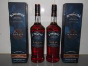 2x Bowmore Black