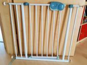 2x Treppenschutzgitter / Treppengitter