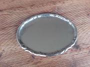 3 Stk. Silberplatten -