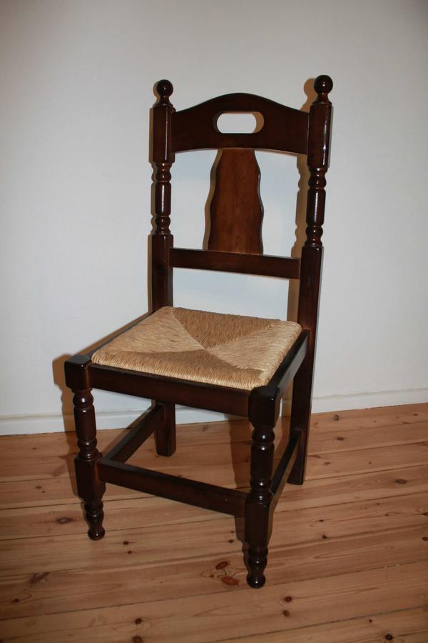 4 Esszimmerstühle Stuhl » Speisezimmer, Essecken