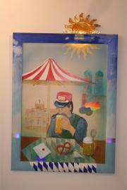 4 Gemälde von Leonore Zimmermann