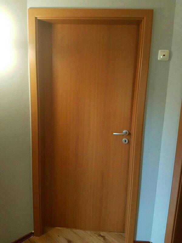 Türen und zargen  4 Türen mit Zarge & Drückergarnitur in Weimar - Türen, Zargen ...