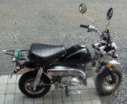 49 ccm Honda