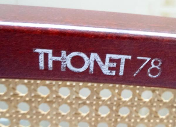 Wiener Geflecht Material 4x thonet 78 kaffeehausstuhl klassiker mit wiener geflecht bugholz