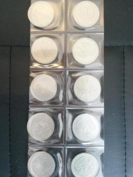 5 DM Gedenkmünzen über 40: Kleinanzeigen aus Pforzheim Nordstadt - Rubrik Münzen