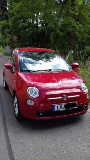 500er Fiat - roter