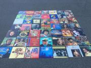 50x Schallplatten siehe Bilder James