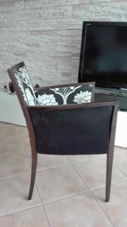 Esszimmerstühle designermöbel  6 edle, außergewöhnliche Esszimmerstühle aus Italien in Nürnberg ...