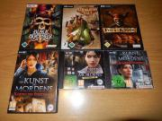 6 PC-Spiele Adventures und Action-Adventures