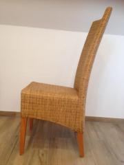 Hochwertige Stühle 8 hochwertige loom stühle füsse eiche in untergruppenbach