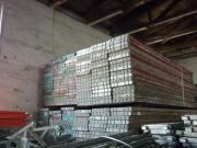 92 m² gebrauchtes Gerüst Plettac