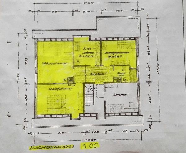 Ab 01.09. » Vermietung 3-Zimmer-Wohnungen